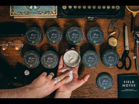 Nevermore Matte Paste Demo l Lockhart's Collaboration Release