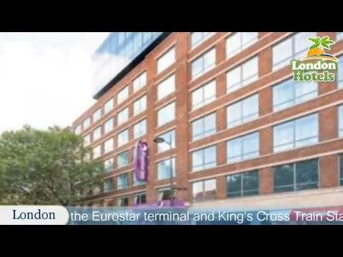 Premier Inn London St.Pancras - London Hotels, UK