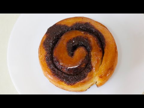 Fluffy Cinnamon Roll Recipe /How to Make cinnamon rolls -With Nutella- Real Good--Cooking A Dream