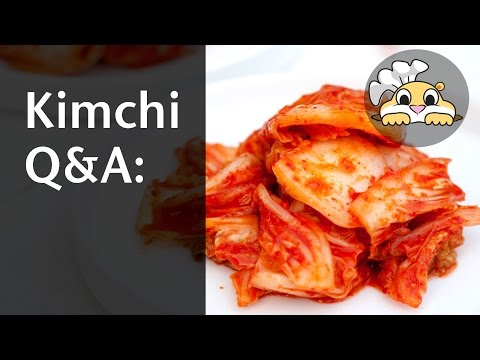 Kimchi Q&A: How to pick a napa cabbage