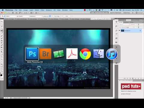 How to Set Up Your Photoshop Documents: Composition