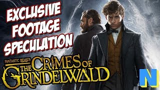 Crimes of Grindelwald New Footage Revealed At CinemaCon   NW News