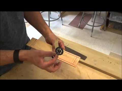 Mousetrap Car Video #1 (Layout)