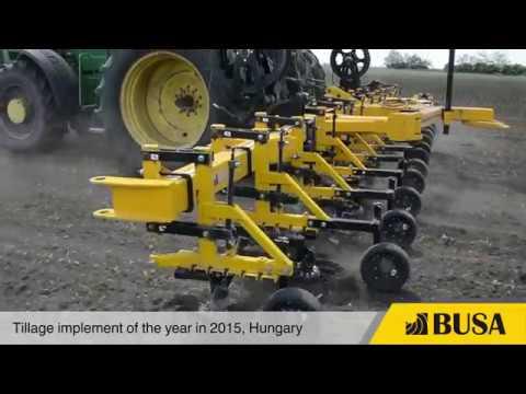 Busa Row-crop cultivator - 12 rows