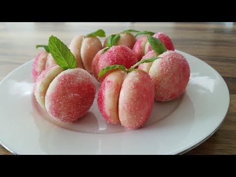 How to Make Italian Peach Cookies - Pesche Dolci