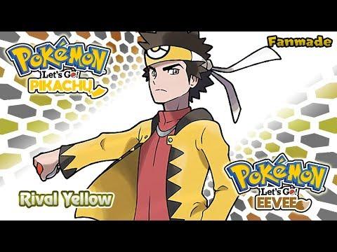 [FAKE] Pokemon Let's Go Pikachu & Eevee : Yellow Battle theme (Reverse Red)