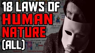 Laws Of Human Nature By Robert Greene | Animated Book Summary