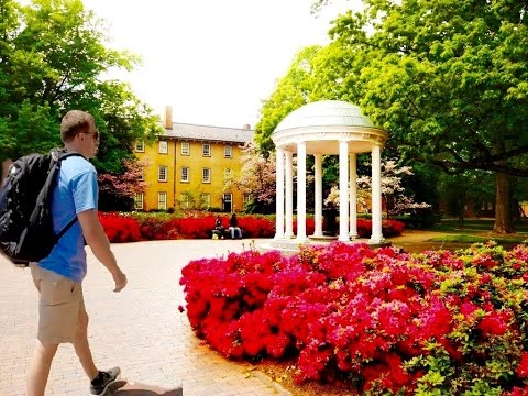 A Day In The Life: UNC- Chapel Hill   GoPro