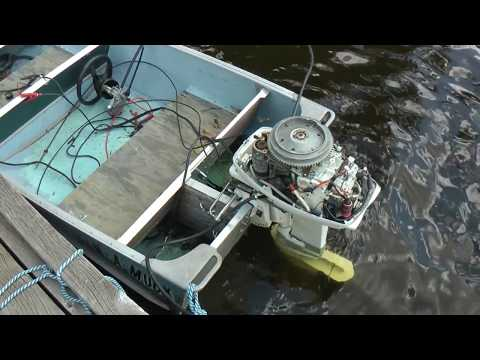 Getting an old outboard motor STARTED - Part 4 - Fuel