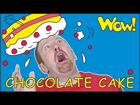 Chocolate Cake Story for Kids from Steve and Maggie with Bobby | Speaking Stories Wow English TV