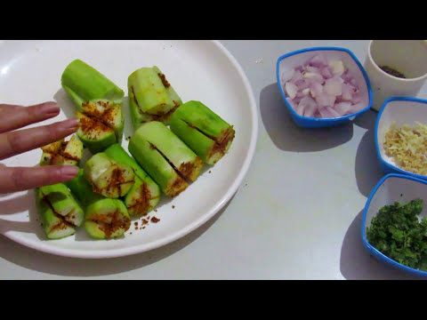 Bharwa lauki recipe in hindi | स्वादिष्ट भरवां लौकी | stuffed lauki masala | Bharwa Ghiya