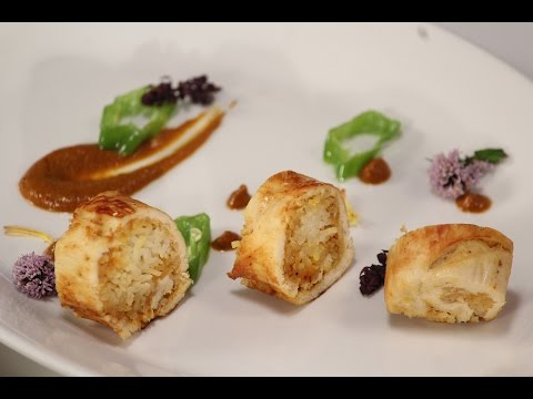 Biryani Chicken Roulade | Cooking Classy with Afraz | Sanjeev Kapoor Khazana