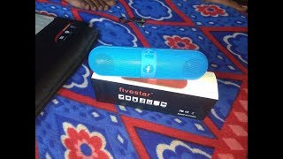 pill  bluetooth speaker one of the best speaker............... by saurav kumar