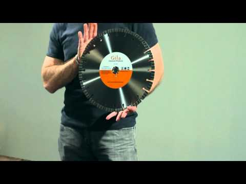 Gilatools - How to Select the Right Diamond Blade for Your Project