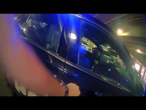 Body camera video of Penn Square Mall child abandonment