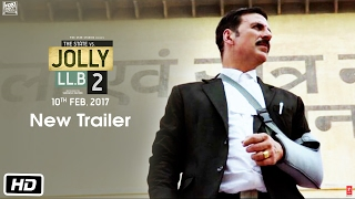 Jolly LL.B 2 | New Trailer | Akshay Kumar | Huma Qureshi | Subhash Kapoor