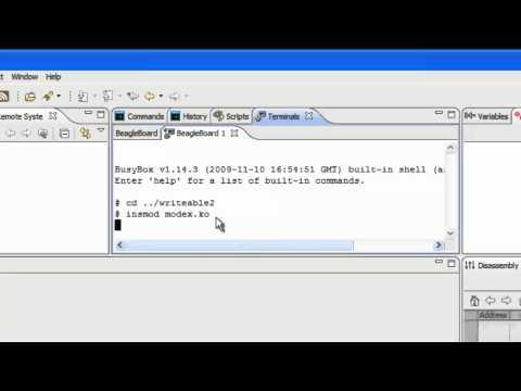 ARM DS-5 Debugger Linux kernel debug example with DSTREAM and BeagleBoard setup
