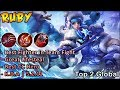 Download You Think Ruby Easy Kill | You Stupid Baby | Top Global Ruby Gameplay - Mobile Legends MP3,3GP,MP4