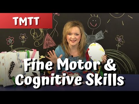 Ideas for Toddlers to Improve Fine Motor & Cognitive Skills - Therapy Tip of the Week 3.12.14