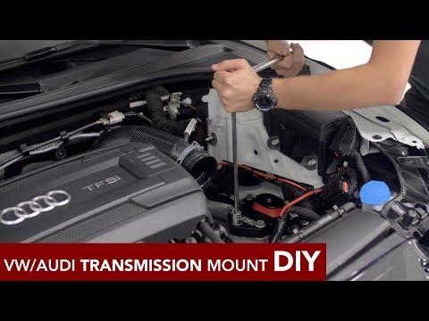 VW/Audi Transmission Mount DIY (MK7 GTI, Golf R, A3, S3)