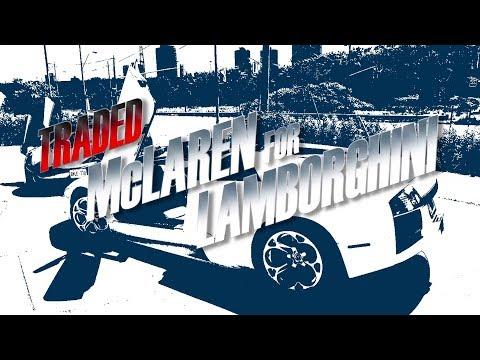 GOODBYE MCLAREN! Traded for Lamborghini Murci Roadster!