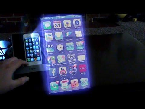 iPhone hologram [legit]