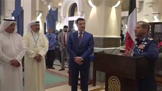 Reception by Air Chief Marshal Sohail Aman in the Honor of Kuwait