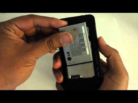 LG Revolution Hard Reset Password Removal Factory Restore Guide Tutorial
