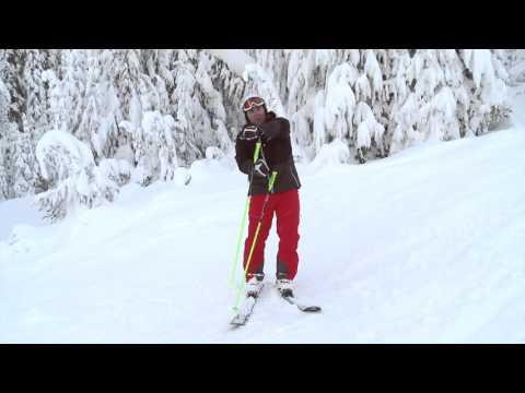 Ski Tips with Josh Foster -  Turn Shape
