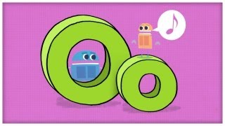 """Abc Song: The Letter O, """"only O"""" By Storybots"""