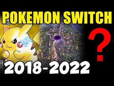 PERFECT Pokemon Switch Game Releases!