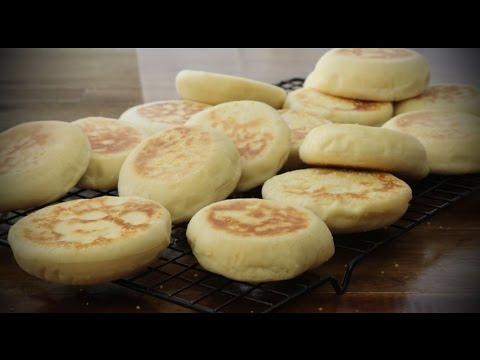 How to Make English Muffins | Bread Recipes | Allrecipes.com