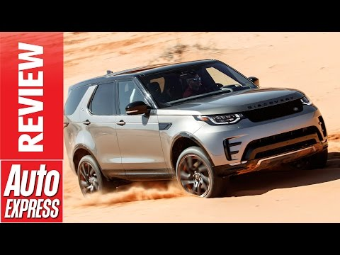 New Land Rover Discovery review: is it still the king on and off road?