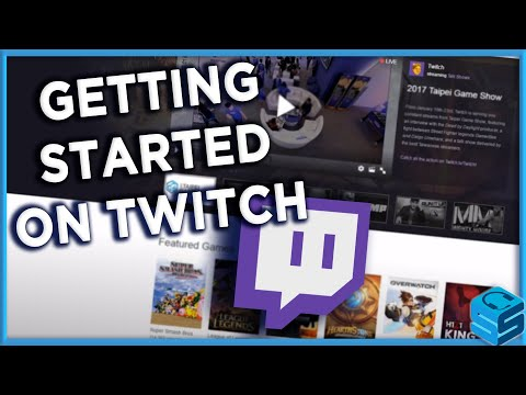 Twitch Getting Started Guide | StreamerSquare
