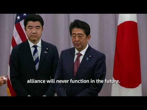 Japan's Abe has