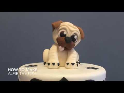 How to make Alfie the Pug