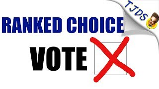 """How Ranked Choice Voting Works & Eliminates Election """"Spoilers"""""""
