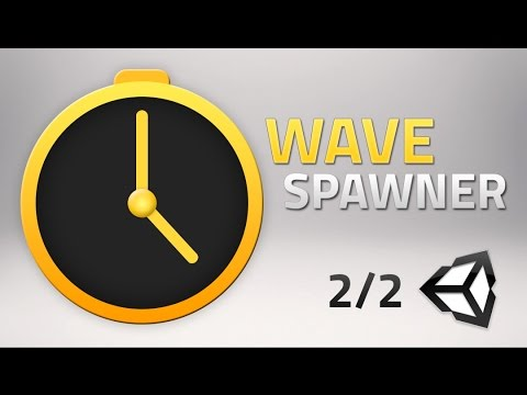 How to make a Wave Spawner in Unity 5 - Part 2/2