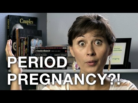 Can I Be Pregnant And Still Have A Period