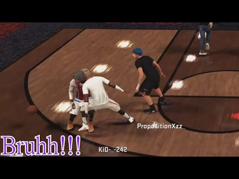 2k16 : Stage Fails Gameplay (Funny) Must Watch