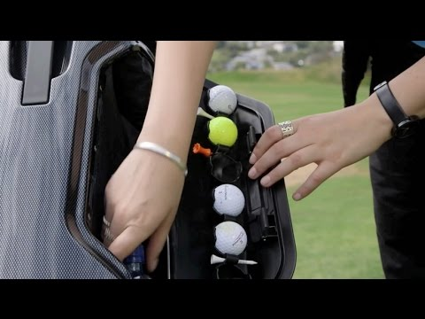 AEROE GolfPod - The Original Hardshell Golfbag - KICKSTARTER Video