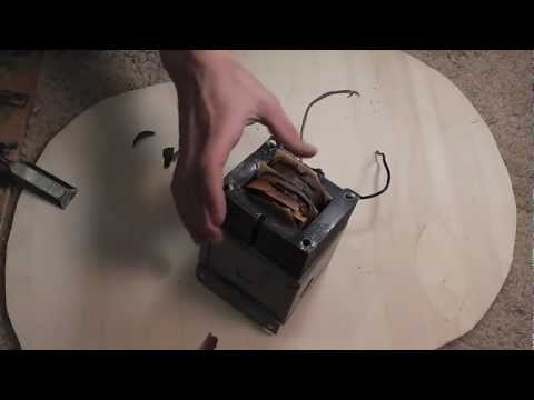 How to Wire up Homemade welder!!! (For
