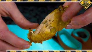This RANDOM Technique Makes Your Fried Chicken CRISPIER!