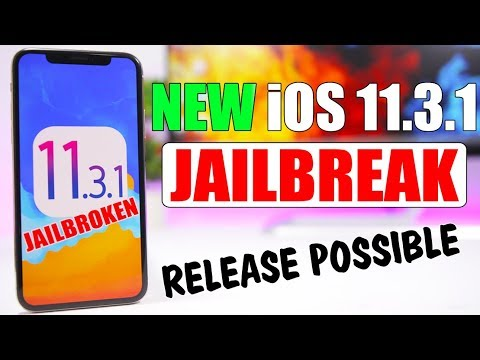 iOS 11.3.1 JAILBREAK By NEW TEAM  ** Release Possible **