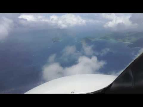 Flight from St. Thomas to Tortola