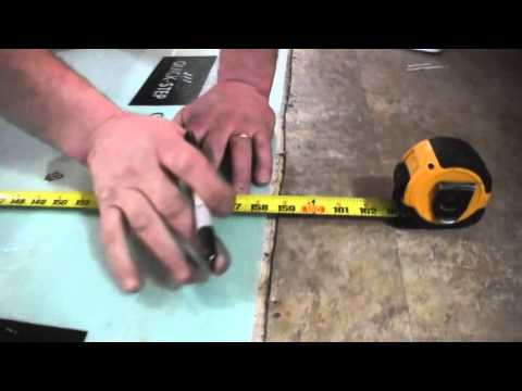 Laminate Installation- How to layout a laminate floor