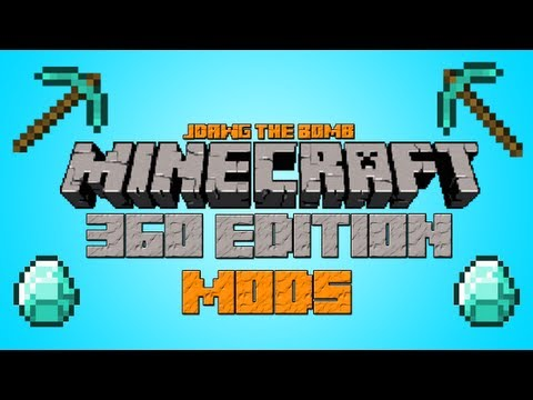 How to get mods for minecraft (xbox edition) 1.8.2 with proof