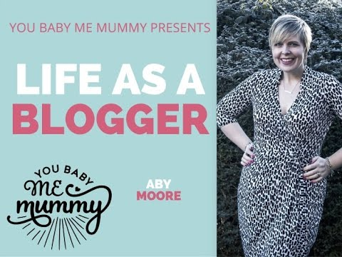 Wonder what life's like as a full time blogger? 18th May episode
