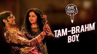 Tam-Brahm Boy Ft. Sofia Ashraf | Blush