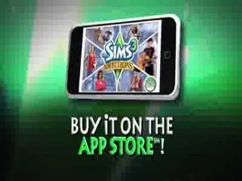 Sims 3 Ambitions iPhone/iPod Touch - Trailer